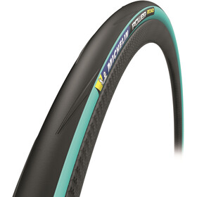 "Michelin Power Road Pneu souple 28x1"" TS, blue"